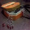 Candy Box Jewelry: Bacchus Chocolate Set in box